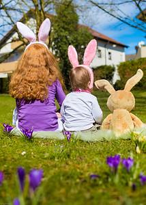 Drei Kuschelhasen? / Three cuddle bunnies?