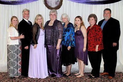 Delta Nu - Bailey Oberste, Larry Oberste, Anna Oberste, Ann Southall, Jean Cure, Audrey Davis, Janice Davis, and Brian Davis