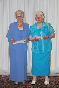 2014 50 Year Service - Charlotte Garrett and Dorothy Williams