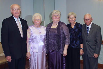 Randle and Judy Tomlinson, Ann Southall, and Sandra and Gene Jones