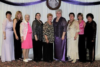 Alpha Omega - Sonja Robertson, Jayna Winiecki, Doylene Davidson, Nikki Robertson, Sharon Loftis, Ann Southall, Mary Jane Alpe, Mary Stevens, and Connie Cheatham