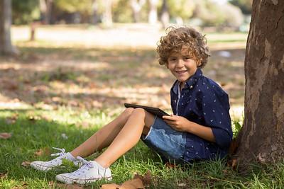 Six Year Old Boy