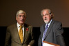 Sir Geoffrey Rowland & Prof Nicholas Day discuss Darwin 071109