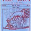 "Nov. 6, 1909 edition of ""The Idea"" (4174)"