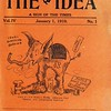 "January 1, 1910 issue of ""The Idea"" (4176)"