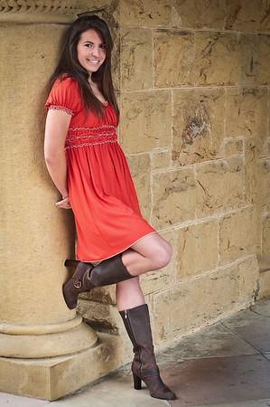 Model: Kira Linsmeier<br /> Taken on April 10, 2010 in at Stanford University in Palo Alto, California