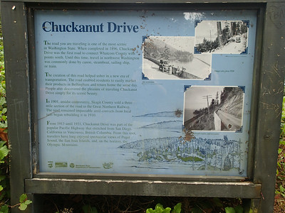 OK, hold on to your hat for the renowned Chuckanut Drive tour.