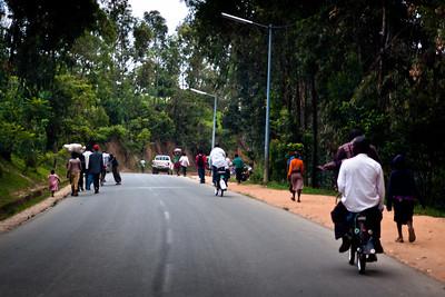 Roads of Rwanda, 2010