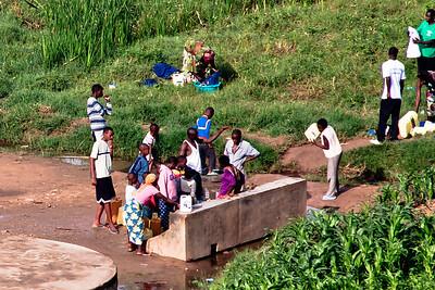 Water, Kigali, Rwanda, 2010