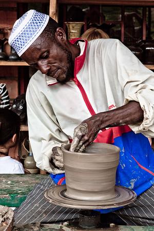 Twa Potter, Kigali, Rwanda, 2010