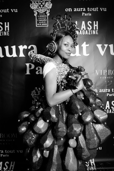 Aftershow Couture ON AURA TOUT VU at VIP Room & Lash Magazine .Haute Couture Fashion Week Paris Spring Summer 2013,France