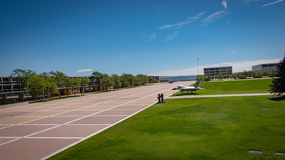 Air Force Academy parade grounds