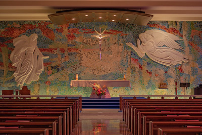 Catholic Chapel - Mosaic