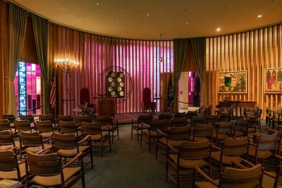 Jewish Temple - Chapel