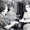 Mrs. Akers and Two Women Presenting an Award (08469)