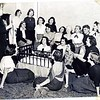 Mrs. Akers' high school nursing class, 1952  (08507)