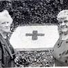 Mrs. Akers and Woman with Red Cross Image (08470)