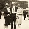 Bernice Akers at Washington Baseball Stadium 1927  (06698)