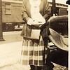 Bernice Akers at Railroad Station ll (06722)