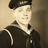 Bud Wooldridge in Navy Uniform  (06735)