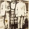 Bernice Akers at Railroad Station  (06721)
