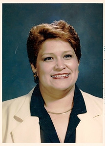 Leticia Chavez Fischer, Lorain High faculty photo from 1987.