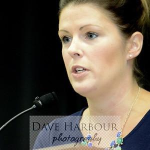Deantha Crockett, Alaska Mining Day (5-10-14) celebration on 5-9-14, Copyright Dave Harbour 2014