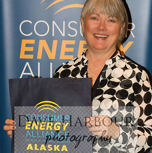 Caroline Higgins, Consumer Energy Alliance - Alaska Board of Directors - Meet Alaska 2015, Dave Harbour Photo