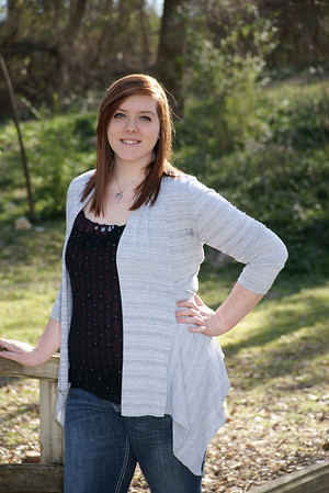 Alexas Brown Senior 2012