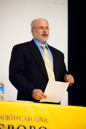 UNCG-Holocaust Survivor Presentation Panel