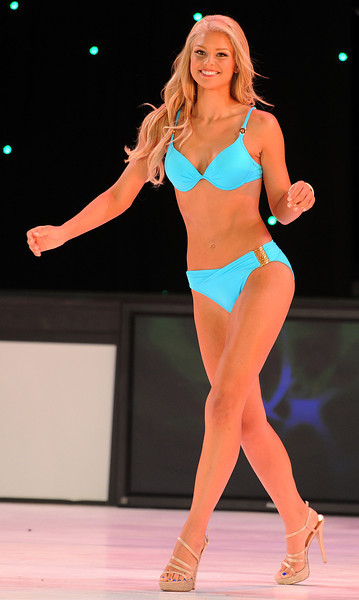 Ali Rogers, Miss South Carolina, was one of two winners in Tuesday night's preliminary competition at the Miss America pageant in Las Vegas. Rogers was the preliminary Lifestyle and Fitness winner in a white Catalina swimsuit with gold embellishments. She will receive a $1,000 Amway scholarship.<br /> Ali Rogers, Miss Laurens County, was crowned Miss South Carolina 2012 in front of a roaring crowd at Township Auditorium in Columbia, SC. A former Miss South Carolina Teen 2009, Rogers, 20, was a swimsuit preliminary winner. <br /> GWINN DAVIS PHOTOS<br /> gwinndavisphotos.com (website)<br /> (864) 915-0411 (cell)<br /> gwinndavis@gmail.com  (e-mail) <br /> Gwinn Davis (FaceBook)