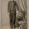 George Chiddester, 1st NY Infantry. (Photo ID: 35237 h)