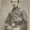 1st Lt. George Smith (Horace Walworth Smith, 111th NYV born Springport, son of William and Abb Smith. Enlisted July 1862 in co. K, 111th. Died 8/20/1863. Younger brother of G. Smith) (Photo ID: 35237 b)