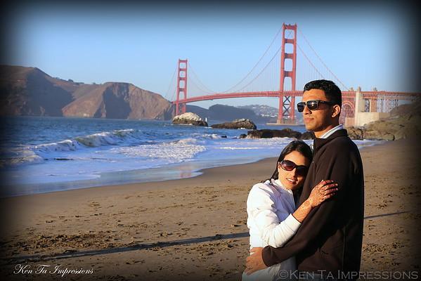 Altamash & Aaisha's Offsite Photoshoot