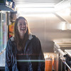 "UAA Alumna and professor, Amy Greene, shows off the food truck her and her husband made, a nod to modern tech.  <div class=""ss-paypal-button"">20160722-iFood-TEK-005.JPG</div><div class=""ss-paypal-button-end""></div>"