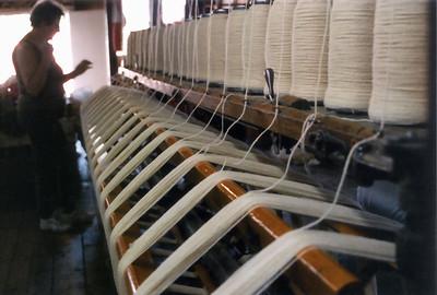 P.E.I., canada, wool factory