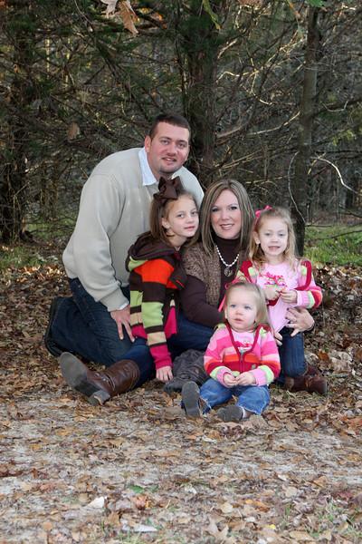 Amie, Bridgett and Familes