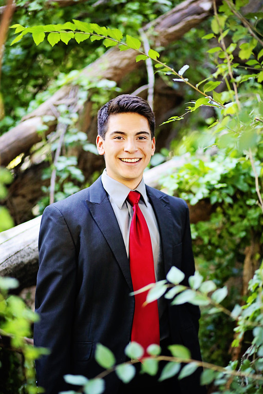 Andre Martinez Senior Session