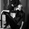 Helmut Newton Inspired Androgyne Shoot
