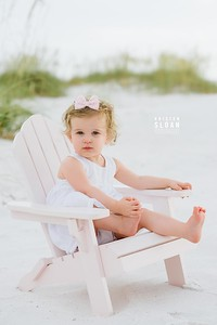 Bean Point Anna Maria Island Florida Baby Portraits