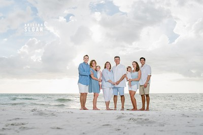Bean Point Anna Maria Island Family Portraits