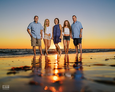 Bean Point Anna Maria Island Portraits
