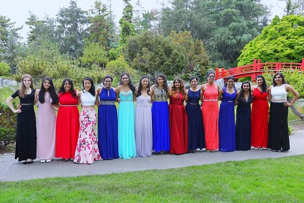 Annie & Friends Prom Photoshoot