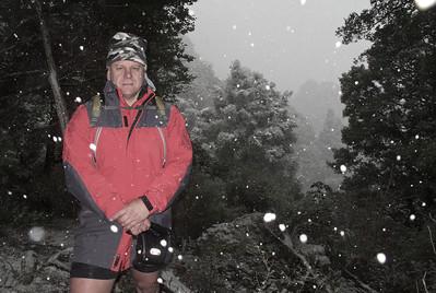 Upper Hutt Snow Aug 2011