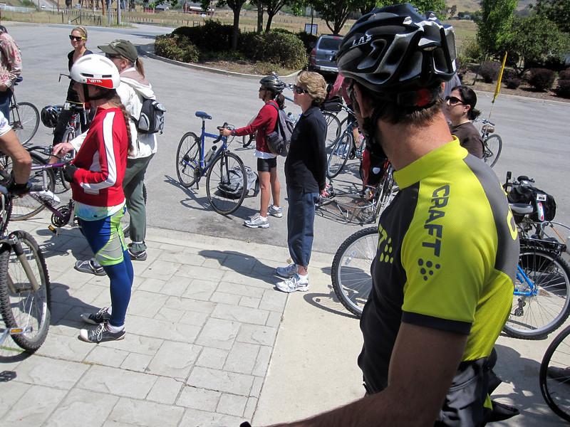 Talk pre-bike