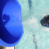 """Mason Walker comes flying out of one of the new slides at the pool.<br /> The new aquatics facility at the YMCA of Boulder Valley Arapahoe Center will have its grand opening on June 12, in Lafayette.<br /> For a video and more photos, go to  <a href=""""http://www.dailycamera.com"""">http://www.dailycamera.com</a>.<br /> Cliff Grassmick / June 9, 2010"""