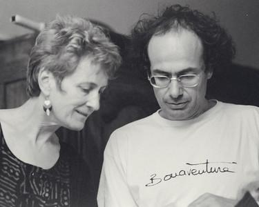 Ruth Tringham, Jean-Paul Demoule, Thorigny, France 1991