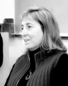 Mary Praetzellis, archaeologist, Stanford 2002