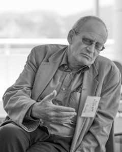 Alain Schnapp at the Getty Research Institute, June 2010