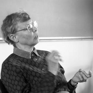 Patty Jo Watson, anthropologist, Stanford 2002